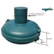 1100 Litre Underground Water Tank