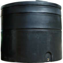 5600 Litre Insulated Water Tank