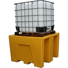 IBC Bund Pallet - Yellow