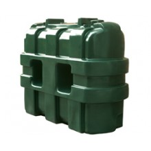 1200 Litre Single Skin Oil Tank