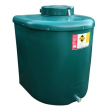 710 Litre bunded oil tank