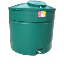 1300 Litre bunded oil tank