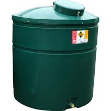 1450 Litre bunded oil tank