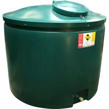 1600 Litre bunded oil tank