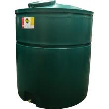2000 Litre bunded oil tank