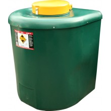 710 Litre bunded waste oil tank