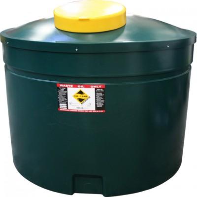 1300 Litre bunded waste oil tank