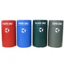 Recycling Bin Open Top