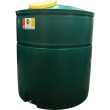 1450 Litre bunded waste oil tank