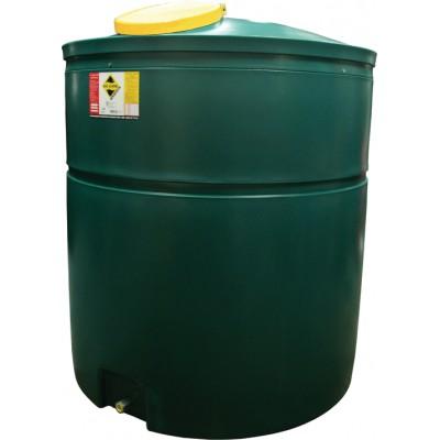 1450 Litre bunded waste oil tank