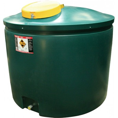1600 Litre bunded waste oil tank