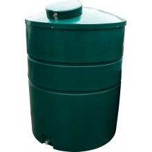 1800 Litre bunded waste oil tank