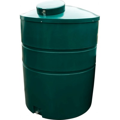 1800 Litre bunded waste oil tank