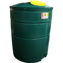 3000 Litre bunded waste oil tank