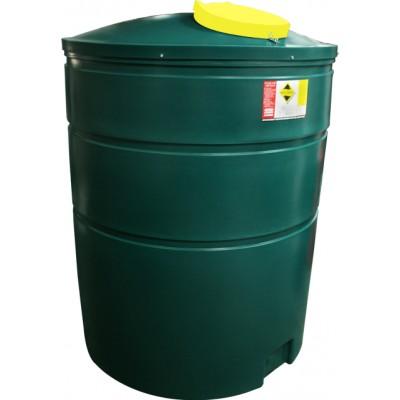 3000 Litre bunded waste oil tank