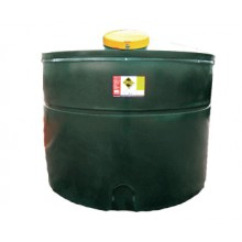 4000 Litre bunded waste oil tank
