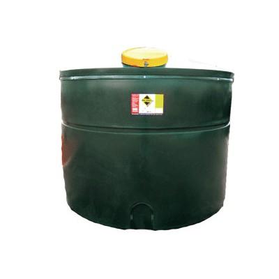 4000 Litre bunded waste oil tank