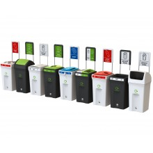 Envirobin 100 Recycling Bin All types