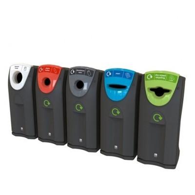Envirobin Maxi 140 Recycling Bin group