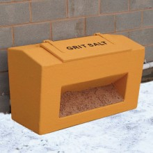 11 cu ft 308 L heavy duty grit bin