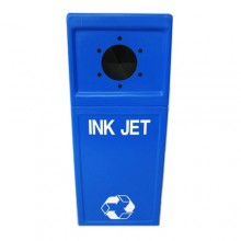 Ink Cartridge Recycling Floor Pillar Bin