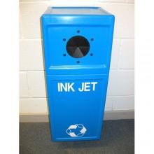 Ink Cartridge Recycling Wall Pillar Bin