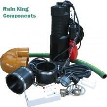 Garden Rainwater Harvesting 4400 Litres