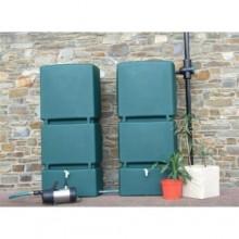 Green wall tank system