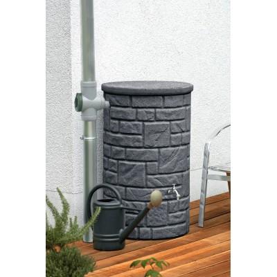 230 Litre Arcado Water Butt - CHARCOAL