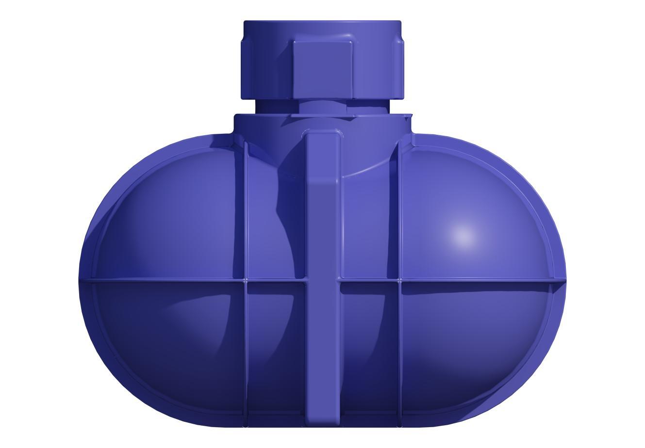 rainwater harvesting tank 1800 litres