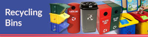 Click for recycling bins