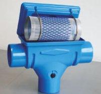 rainwater harvesting in tank filter