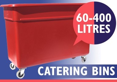 Catering and bottle bins